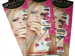 Экспресс-маникюр Nail Foils