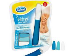 Электрическая пилка для ногтей velvet Scholl Smooth