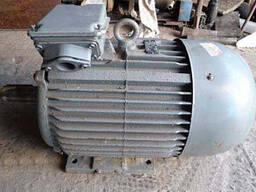 Электродвигатель 11кВт, 750об/мин