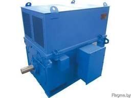 Электродвигатель А4-400, 630 кВт 1500 об. мин, 6000V