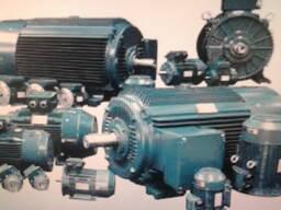 Электродвигатель АИР мощность 7,5КВТ