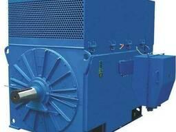 Электродвигатель ДАЗО4-560-10, 500 кВт 600 об. мин, 6000В