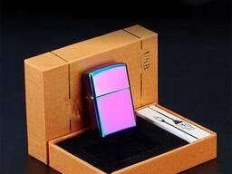 Электронная USB-зажигалка с двойной дугой (классическая Х) - фото 3