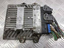 Электронный блок управления двигателем (ЭБУ) Ford C_MAX