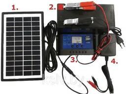Электропастух. Солнечная установка к  ЭПУ1, ЭПУ2, ЭПУ3. .. .