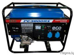 Электростанция бензиновая ECO PE 3800 RS