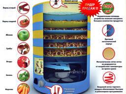 Электросушилка Элвин СУ-1 для овощей, фруктов, мяса и рыбы