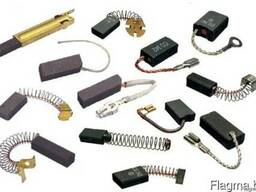 Электроугольные щётки к электроинтрументу