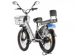 Электровелосипед Eltreco e-ALFA Fat
