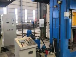 Электровинтовой пресс J58K-400 для произвосдтва универних шарниров