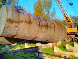 Цистерна бочка емкость резервуар Р50-Р60м3 бу