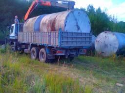 Емкость, цистерна резервуар бочка 10-75м3
