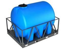 Емкость для транспортировки жидкостей H 5000 л (в обрешетке)
