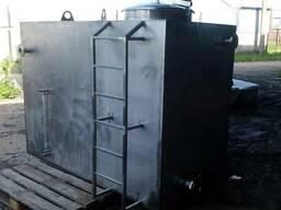 Емкости, резервуары, баки, мешалки из нержавеющей стали