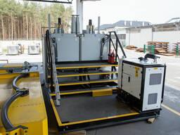 Equipment for the preparation of thermoplastics STiM Vulkan