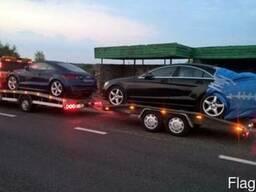 Эвакуация и доставка авто из Европы в Россию и Беларуь. - фото 2