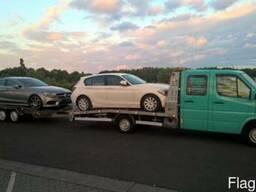 Эвакуация и доставка авто из Европы в Россию и Беларуь. - фото 3