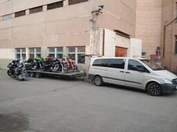 Эвакуация и транспортировка авто и мототехники