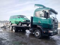 Эвакуация легковых и грузовых машин. Перевозка строительных материалов в Солигорске.