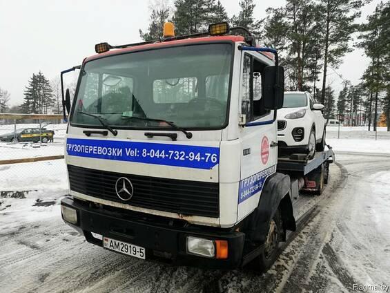 Эвакуация в Жодино и других соседних городах.