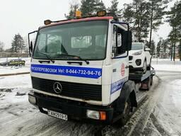 Эвакуация автов Жодино и других соседних городах.