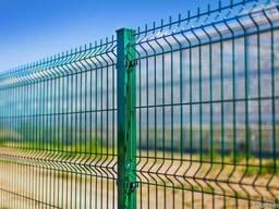 Еврозабор, забор 3Д.