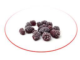 Ежевика замороженная/ Frozen blackberries