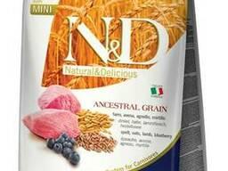Farmina Namp;D LOW Grain — низкозерновой корм для щенков мелких пород, беременных и. ..