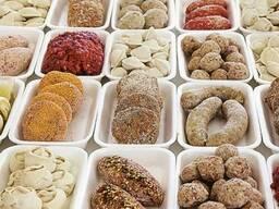 Фарши, колбаски, полуфабрикаты