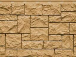 Фасадная панель Fineber Камень дикий