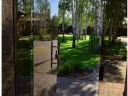 Фасадные двери из стекла - фото 2