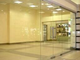 Фасадные двери из стекла - фото 5