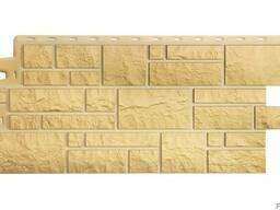 Фасадные панели (цокольный сайдинг) Docke(Деке), Burg камень