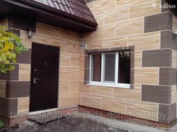 Фасадные термопанели утепление фасад-цоколь утеплитель. ..