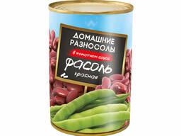 Фасоль красная в томатном соусе 425 мл