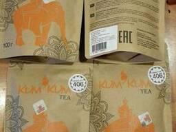 Фасовка чая и сухих чайных напитков
