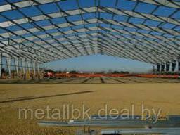 Ферма подстропильная, стальная подстропильная ферма, стальная подстропильная. ..
