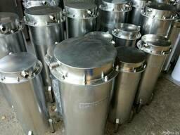 Фильтр промышленный для очистки из нержавеющей стали AISI304