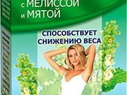 """Фиточай """"Грин Слим Ти"""" с мелиссой и мятой, 30 ф/п по 2 г для снижения веса"""