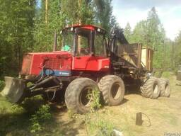 Форвардер Valmet 860