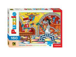 "Мозаика ""puzzle"" 160 ""Ну, погоди!"" со шпагой С/м"