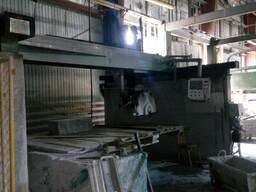 Фрезерно-мостовой станок «Автоматика» модель FBV/1000-450 MG