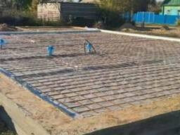 Фундаменты, бетонные и земляные работы под ключ - фото 2