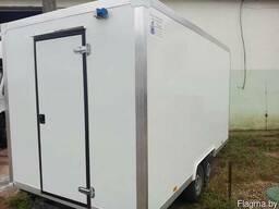 Фургоны изотермические