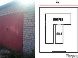 Гараж в Привольном (10км от Минска)