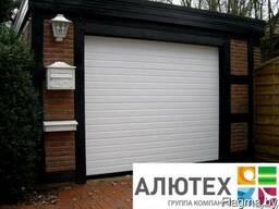 Гаражные секционные ворота Alutech Trend S-гофр 2500*2250