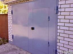 Ворота гаражные любых размеров под заказ