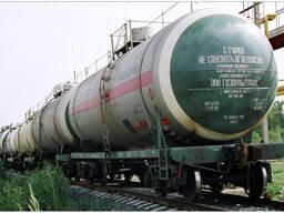 Газ (LPG) сжиженный СПБТ