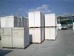 """Газосиликатные блоки 1 категории на клей """"Забудова"""""""