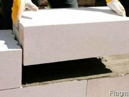Газосиликатные блоки на клей